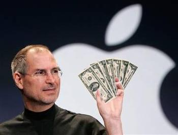 APPLE=DOLLARS